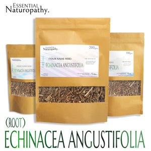 Echinacea Angustifolia Root Tea - Wildcrafted