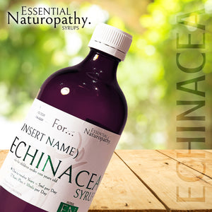Organic Echinacea Syrup with Manuka Honey