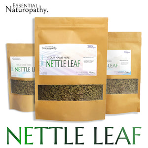 Nettle Leaf Tea - Certified Organic
