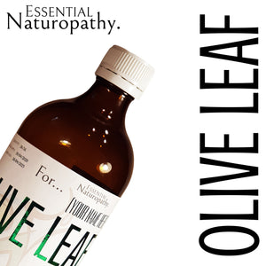 Organic Olive Leaf Herbal Tincture
