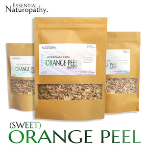Orange Peel Sweet Tea - Organic