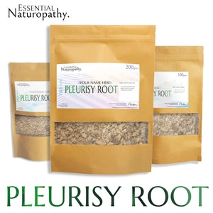 Pleurisy Root Tea - Certified Organic