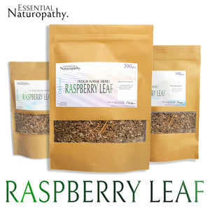 Raspberry Leaf Tea - Certified Organic