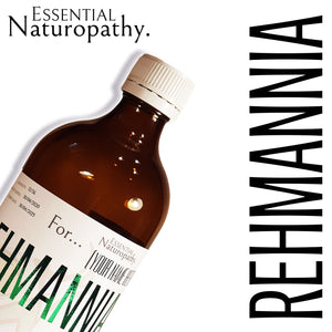 Organic Rehmannia Herbal Tincture