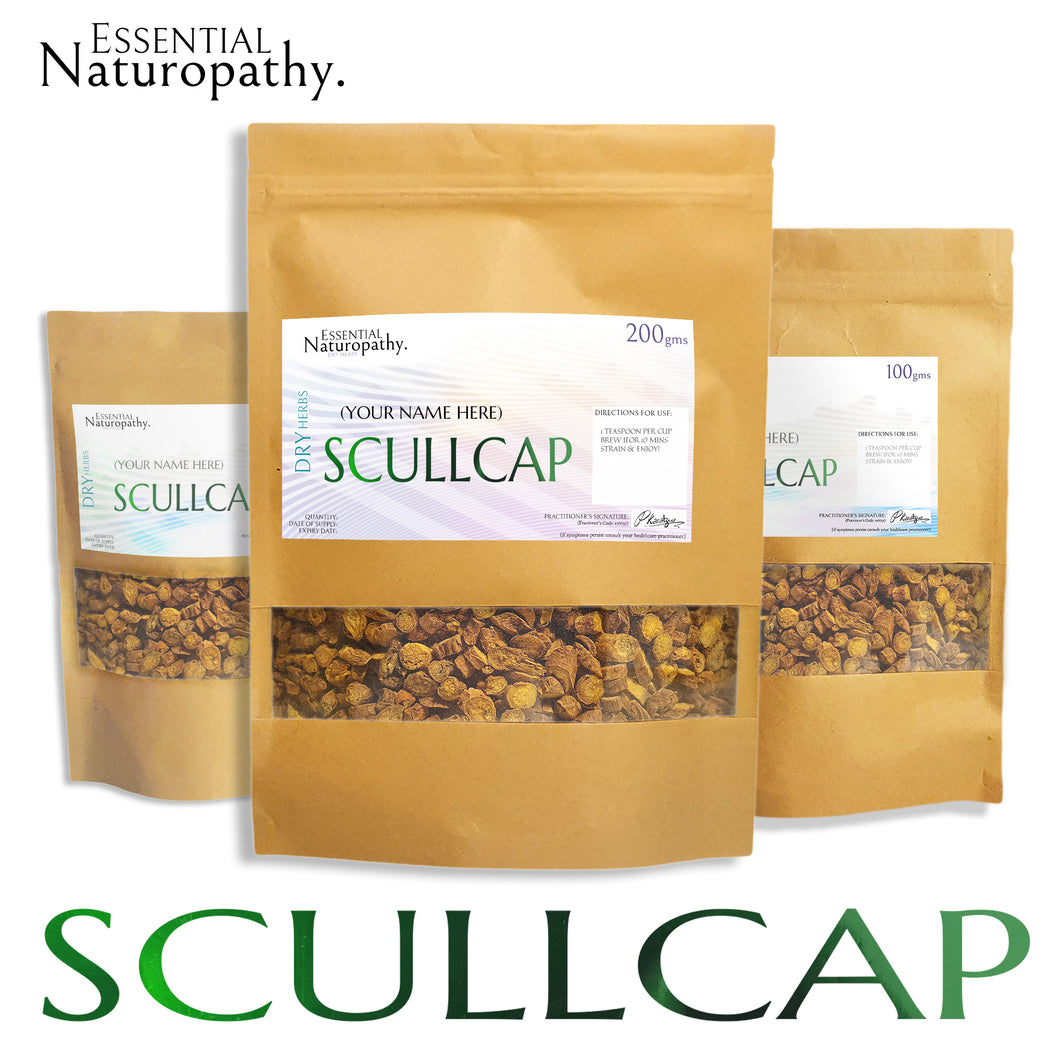 Scullcap / Skullcap Tea