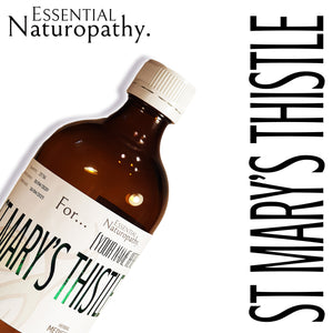 Organic Milk Thistle (St Mary's) Herbal Tincture
