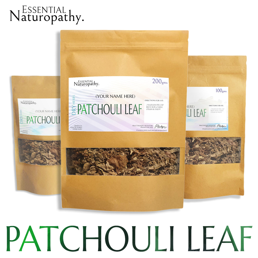 Patchouli Leaf - Smudging / Tea