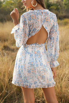 Robe Boho Volants