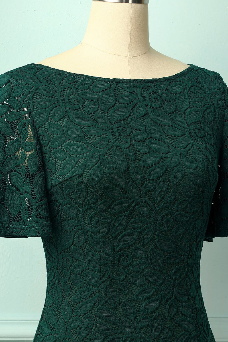 Charger l'image dans la galerie, Green Mother Dress - ZAPAKA
