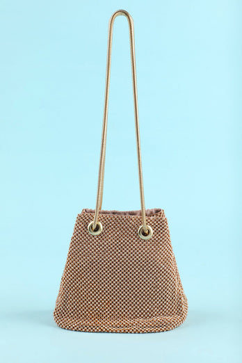 Borsa casual in oro