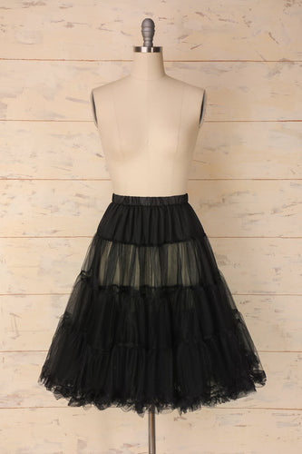 Sottoveste A Line In Tulle