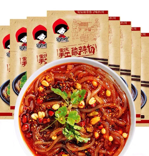Chongqing Sour Spicy Noodle