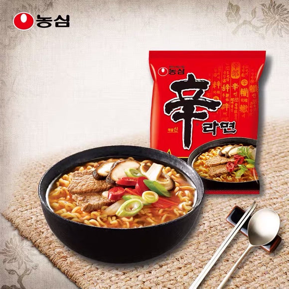 Korean Spicy instant Noodle * 1 pack