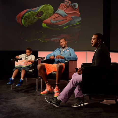 Kd 7 35k Degrees On Feet Whats on your feet