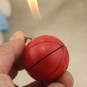briquet original basketball allumé