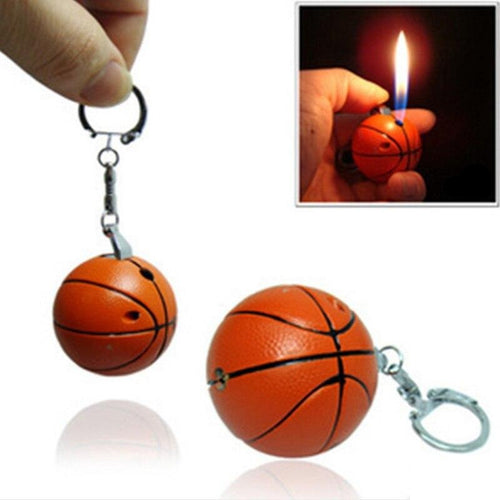 briquet original basketball porte clés