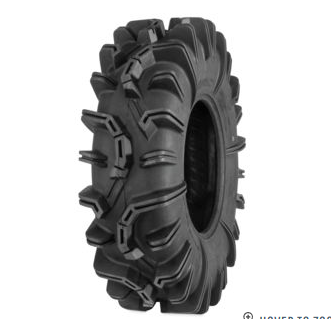 Quadboss QBT673 Mud Tires
