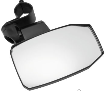 Quadboss Side View Mirrors