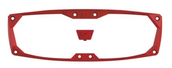 Seizmik Halo-R Rear View Mirror Bezel/Cap Kit