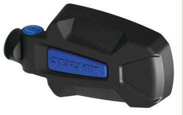 Seizmik weather seal caps for pursuit mirrors