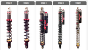 Yamaha UTV Elka Rear Shocks