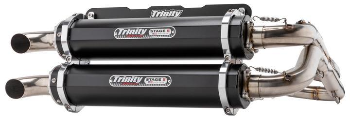 Polaris UTV Trinity Racing Full System Exhaust