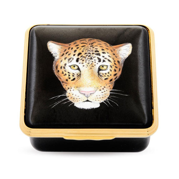 Leopard Head Box