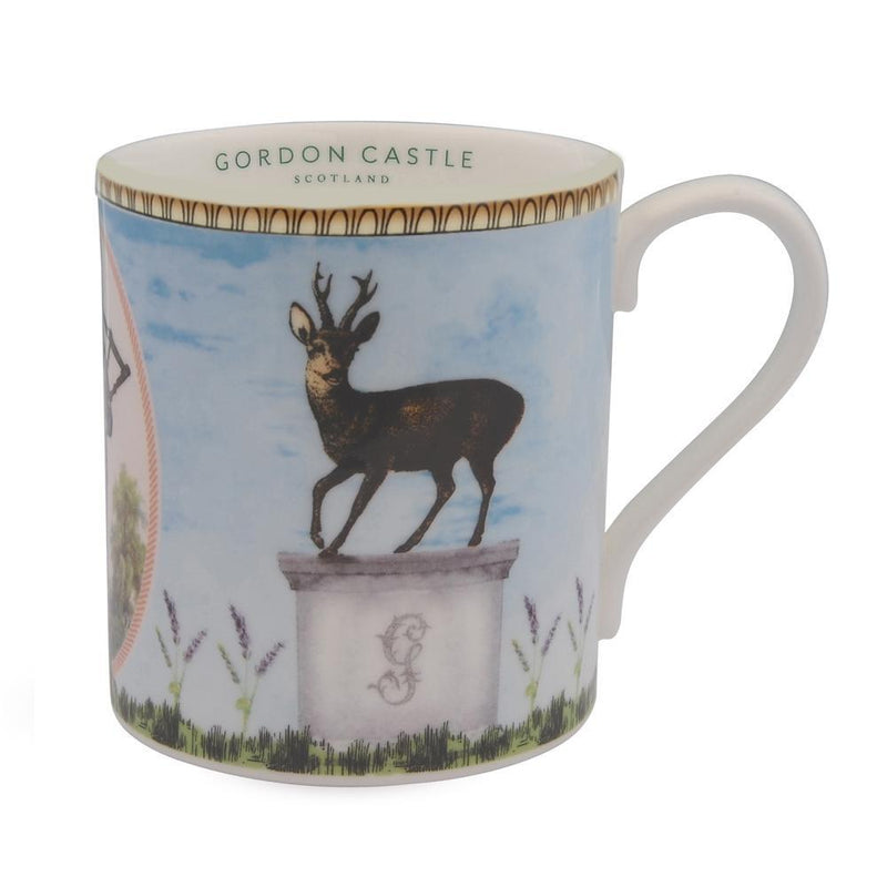 Gordon Castle Walled Garden Stag Mug