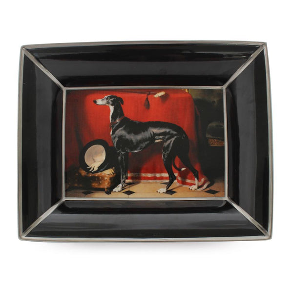 Eos by Sir Edwin Landseer Trinket Tray