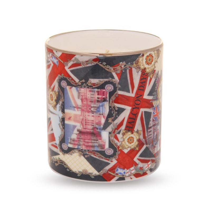The Glorious Reign Hyacinth Scented Filled Candle