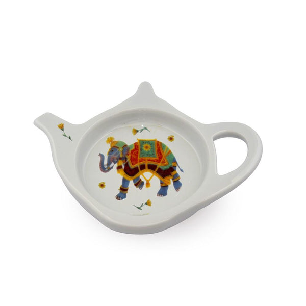 Ceremonial Indian Elephant Teabag Tidy