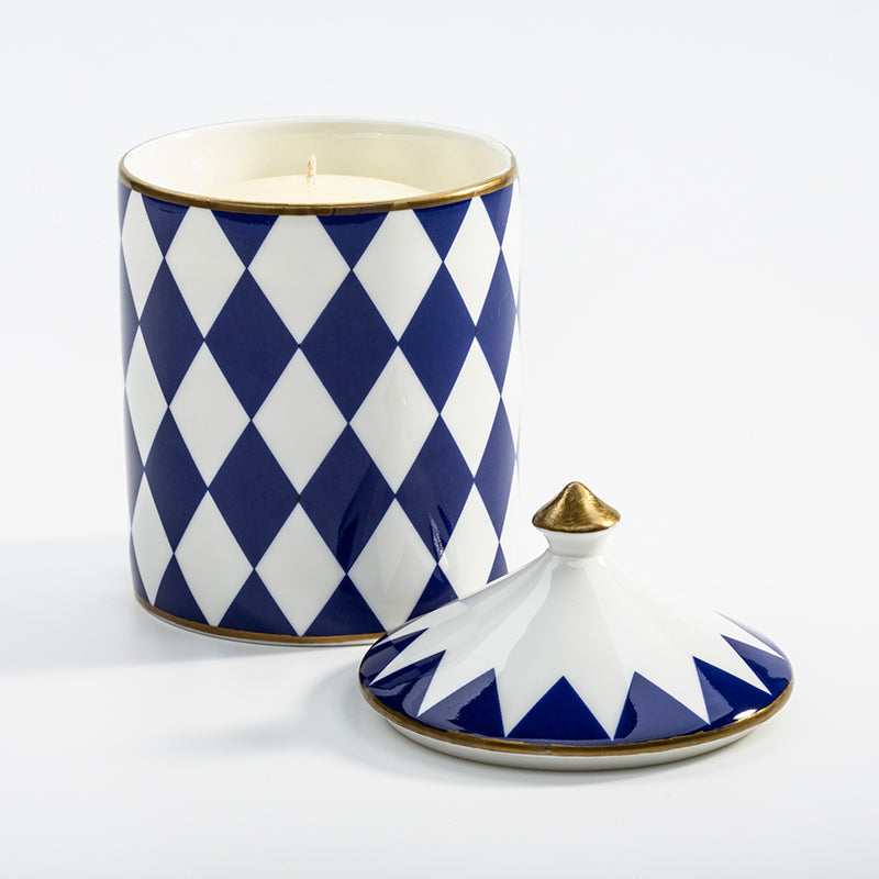 Parterre Midnight Lidded Candle