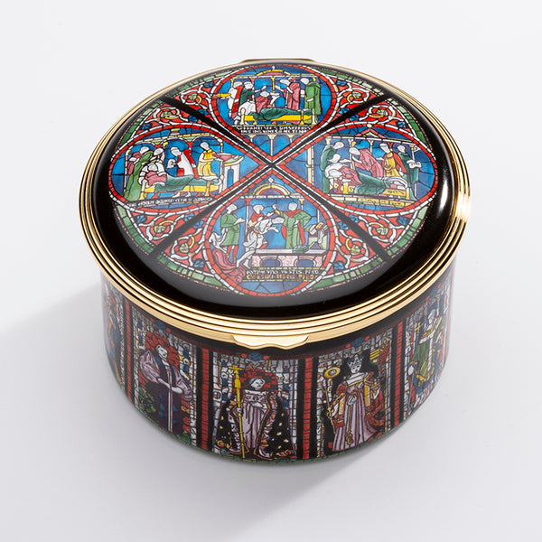 Canterbury Cathedral 850th Anniversary Musical Box