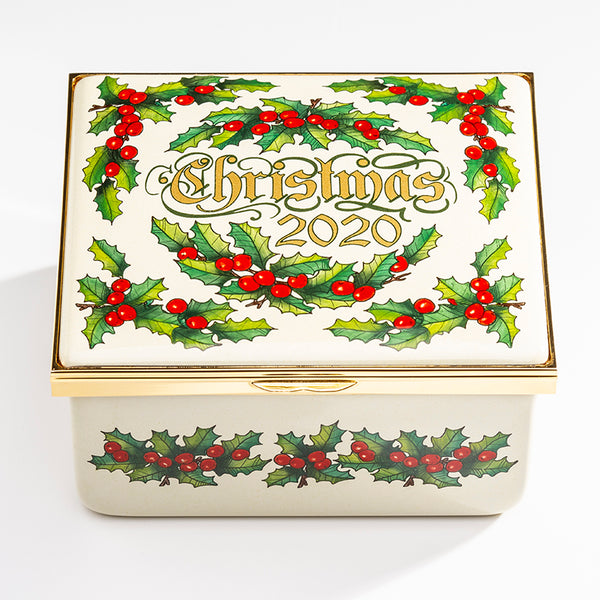 70th Birthday Edition 2020 Christmas Musical Box