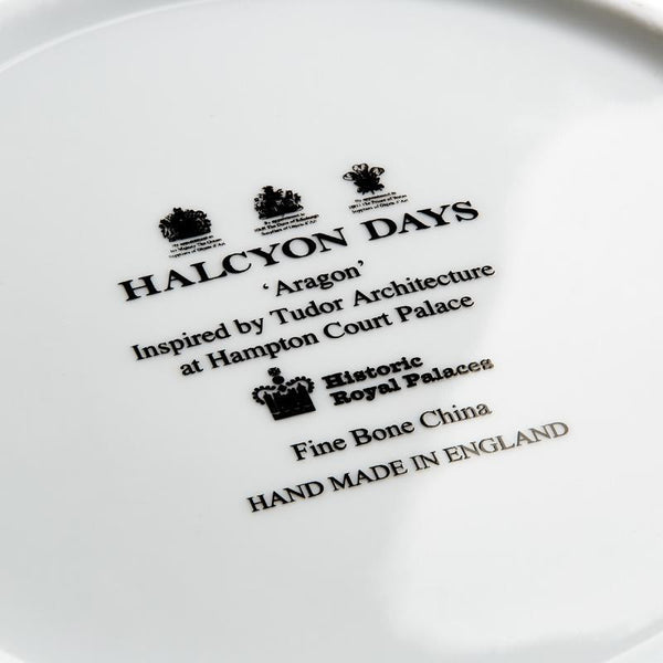 "Aragon Midnight 6"" Plate"