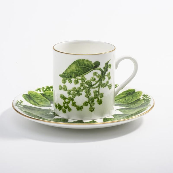 Al Fresco Coffee Cup & Saucer Set of 6