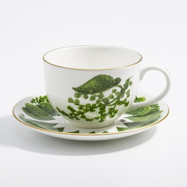 Al Fresco Breakfast Cup & Saucer