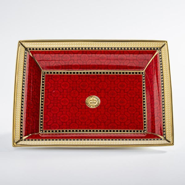 The Chapel Royal Livery Rectangular Trinket Tray