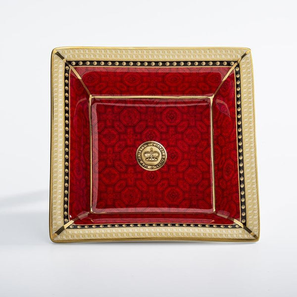Chapel Royal Livery Square Tray