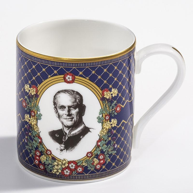 HRH The Duke of Edinburgh Mug