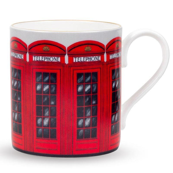 Telephone Box Mug