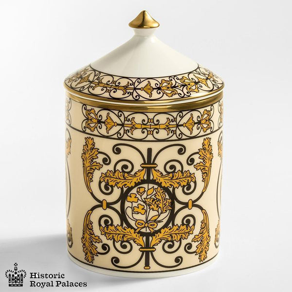 Kensington Palace Gates Lidded Candle
