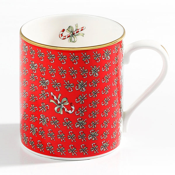 Candy Cane Array Mug