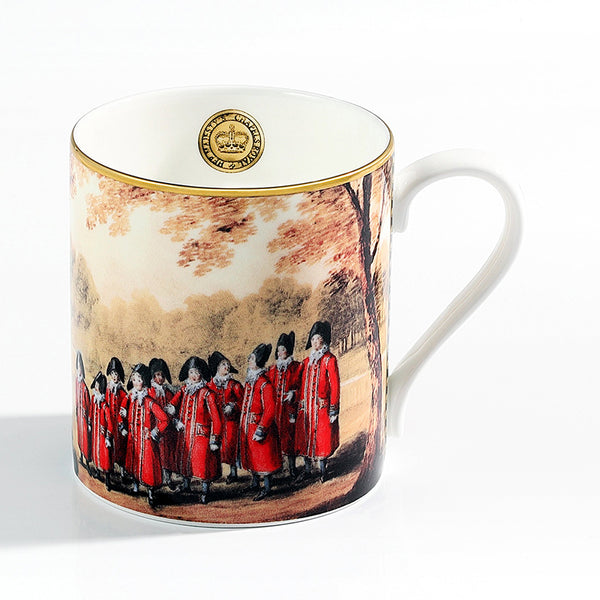 The Children of the Chapel Royal Mug