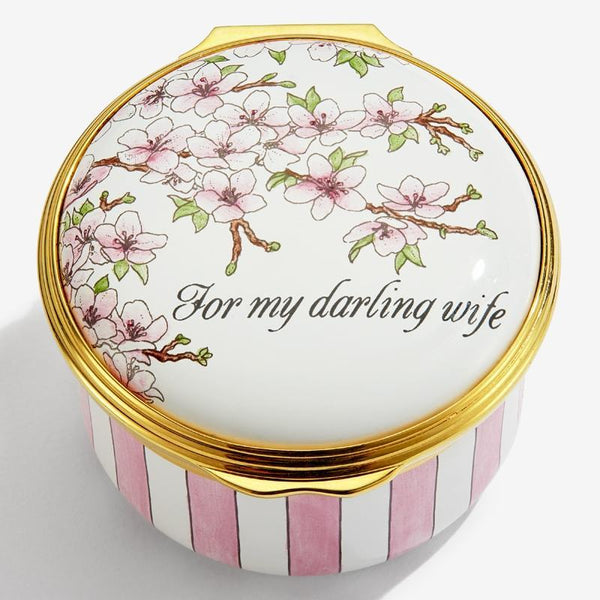 For My Darling Wife Box