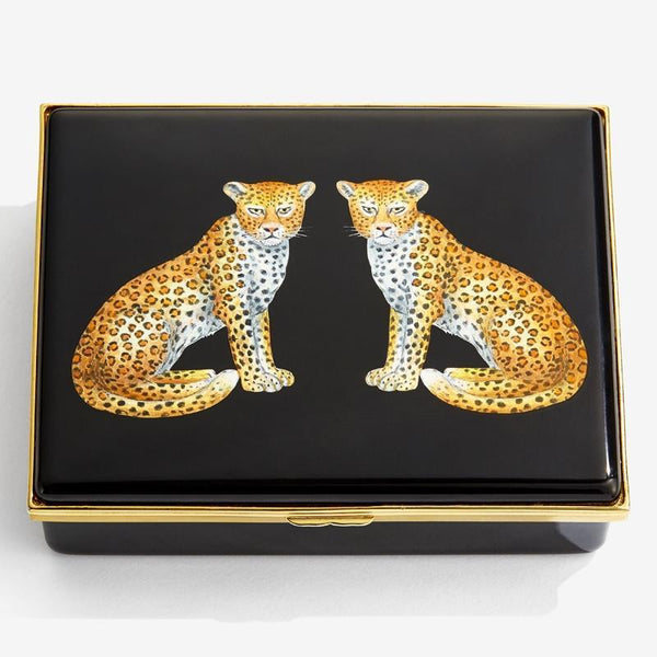 Twin Leopard Prestige Box