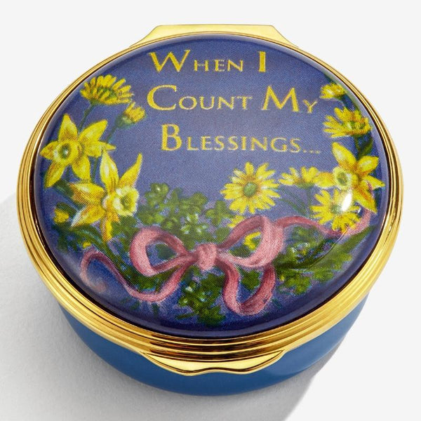 When I Count My Blessings Box