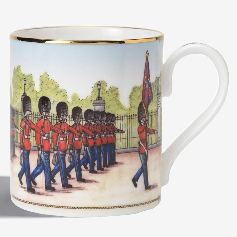 Changing the Guard Mug