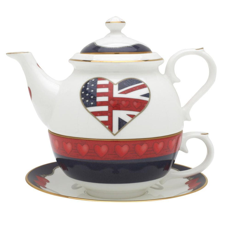 A Very Special Relationship Tea for One