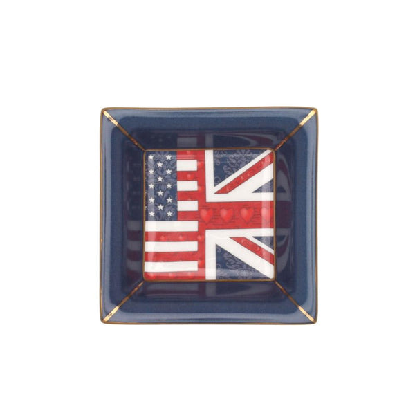 A Very Special Relationship Square Tray